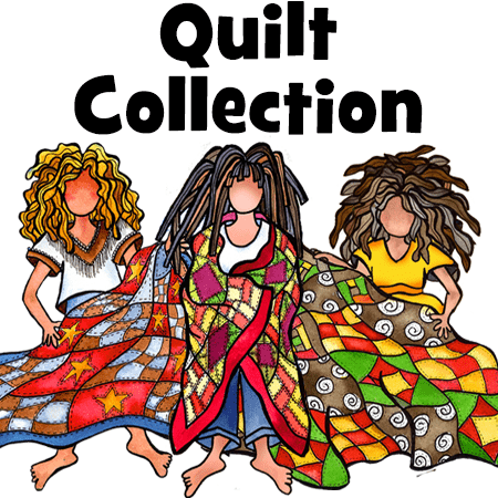 Quilting Collection - button