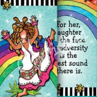 She Who has a Great Attitude – Bookmark (LIMITED QUANTITIES)
