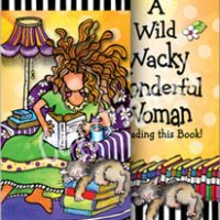 She Who Loves to Read – Bookmark