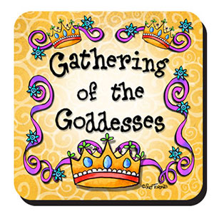 Gathering of the Goddesses coaster