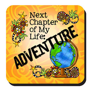 Next Chapter of My Life: ADVENTURE coaster