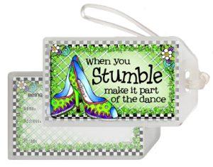 Stumble Bag Tag
