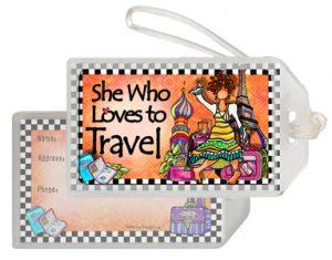 Travel - bag tag