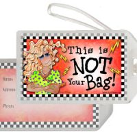 This is NOT Your Bag! – Bag Tag