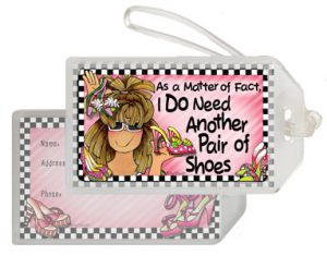 Another Pair - Bag Tag