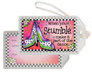 Stumble - Bag Tag