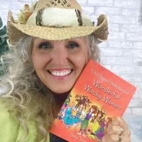 The Sacred Sisterhood of Wonderful Wacky Women – Hardcover Book