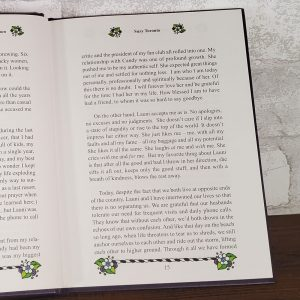 Sacred sisterhood of wonderful wacky women book2 - inside page