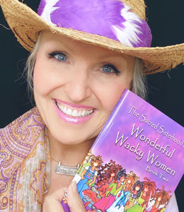 Sacred sisterhood of wonderful wacky women book2 - with Suzy