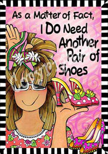 Another Pair of Shoes art print