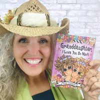 Granddaughter, I Love You So Much – Hardcover Book