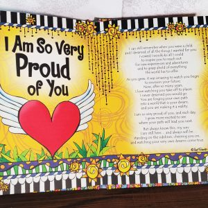 My Son - Hardcover book - inside page