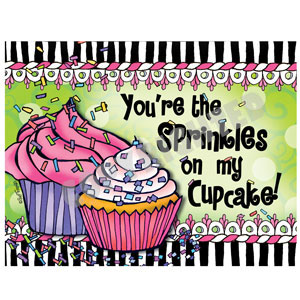 Sprinkles - Note Card