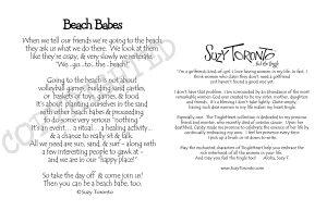 Beach Babes story