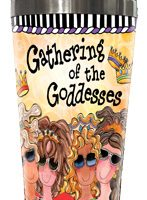 Gathering of the Goddesses – Stainless Steel Tumbler