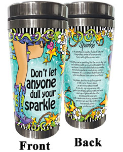 Sparkle - Stainless Steel Tumbler