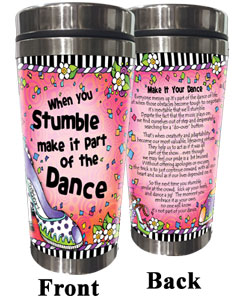 Stumble Stainless Steel Tumbler