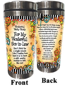 Son In Law - Stainless Steel Tumbler