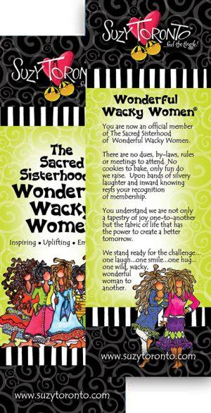 Sacred Sisterhood Bookmark