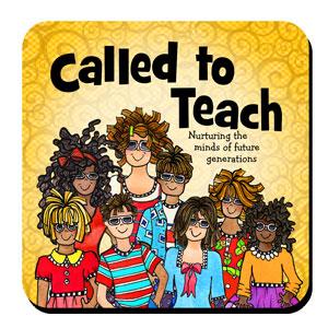 Called to Teach Coaster