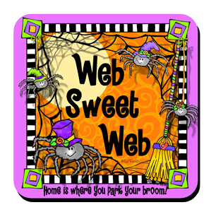 web sweet web - coaster