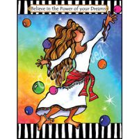 Believe in the Power of your Dreams – Note Cards (LIMITED QUANTITIES)