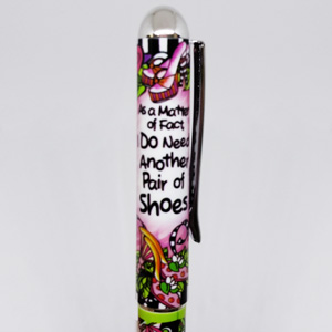 Another Pair of Shoes rollerball pen