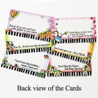 """""""TingleHeart"""" Pass-Along Cards (re-fill pack)"""