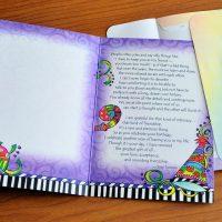 Happy Birthday, Girlfriend (Birthday) – Greeting Card