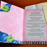 When Life Becomes a Roller Coaster, Enjoy the Ride – Greeting Card (limited availability)
