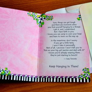 big girl panties greeting card -inside