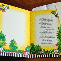 I really want to give you a great big hug right now… – Greeting Card