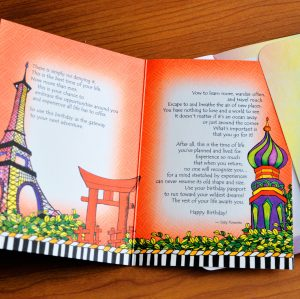 "It's finally here… your official ""Birthday Passport"" (Birthday) – Greeting Card"