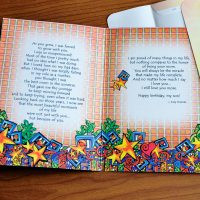 Happy Birthday to My Son (Birthday) – Greeting Card
