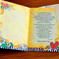 Daughter-in-Law, You Are a Mother's Day Blessing to Me – Mother's Day Greeting Card (limited availability)