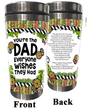 DAD everyone wishes they had Stainless Steel Tumbler