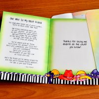 She Who Is My Best Friend – Greeting Card (limited availability)