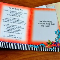 She Who is My Mom – Greeting Card (limited availability)