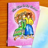 She Who is My Sister – Greeting Card (limited availability)