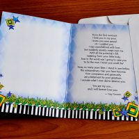 I Love You, My Son… Forever, for Always, and No Matter What! – Greeting Card