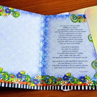 My Daughter, I am so very proud of the magnificent woman you have become – Greeting Card