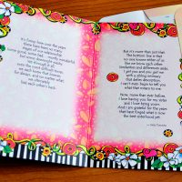 My Sister… No one knows either of us like we know each other – Greeting Card