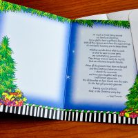 Having you as a friend is like Christmas every day! – Christmas Greeting Card