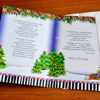 This Christmas… I'm So Thankful You're my Daughter – Christmas Greeting Card