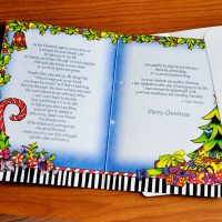 Merry Christmas, My Friend… I'm so grateful to have you in my life – Christmas Greeting Card (limited availability)