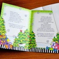 My Daughter, This Christmas I Am So grateful to Have You in My Life – Christmas Greeting Card