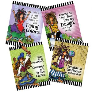 Embrace Life Variety pack of note cards