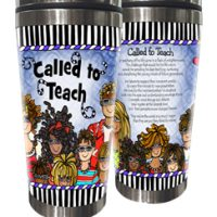 Called to Teach (male version) – Stainless Steel Tumbler
