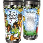 I Love Golfing With the Girls- Stainless Steel Tumbler