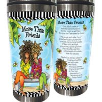 More Than Friends – Stainless Steel Tumbler